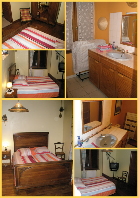 Information in english chambre d 39 h tes limousin ferme for Chambre d hotes limousin