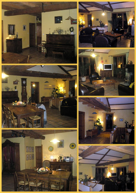 Information in english chambre d 39 h tes limousin ferme for Chambre d hote limousin